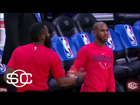 Chris Paul is guiding the Houston Rockets to perfection   SportsCenter   ESPN (видео)