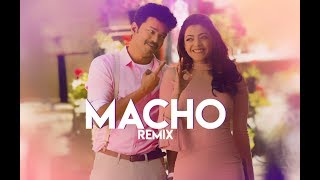 Video Mersal - Macho Remix (DARMENЯ) | Vijay, Kajal Aggarwal | A R Rahman | Atlee download in MP3, 3GP, MP4, WEBM, AVI, FLV January 2017