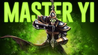 Master Yi & der weinende Mr. Mc. Tree Mein Let's Play Gameplay Channel: ...