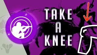 """Hello! Sorry for the wait on this video! But it is finally here. Take a Knee is another sleeper hit of a perk. I definitely recommend giving it a shot 👌🏼  ____________________________________________________________________If you are looking for a sniper with """"Take a knee"""" Dead orbit is selling the  (Bitter Edge 010) Sniper it has Take a knee and some other really good perks, Get this gun before its gone! Destiny in Depth - Guerrilla Fighter: https://youtu.be/oIxymsH578Q____________________________________________________________________FOR MORE IN-DEPTH REVEWS, SUBSCRIBE: https://www.youtube.com/channel/UCMlZ...__________________________________________________________________Check out my other Destiny content!Explosive Rounds In-Depth: https://youtu.be/ZdGxNIuJQqIHow Fast are the Ships in Destiny: https://youtu.be/cqAw0O14DBATrack: https://soundcloud.com/driver-beets/the-eye-of-truthDestiny in Depth - Take a Knee (The No-Scope Perk) Destiny in Depth - Take a Knee (The No-Scope Perk) Destiny in Depth - Take a Knee (The No-Scope Perk)"""