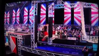 Ninja Warrior UK Heat 4 2015 Mr Jellie