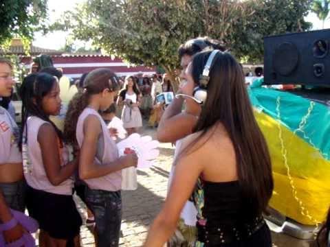 Desfile Cívico de 7 de Setembro em Licínio de Almeida - Carnaval da Bahia