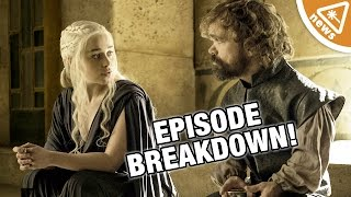 WOW! SPOILER ALERT: Jessica breaks down last night's explosive Game of Thrones Season 6 finale The Winds of Winter on...