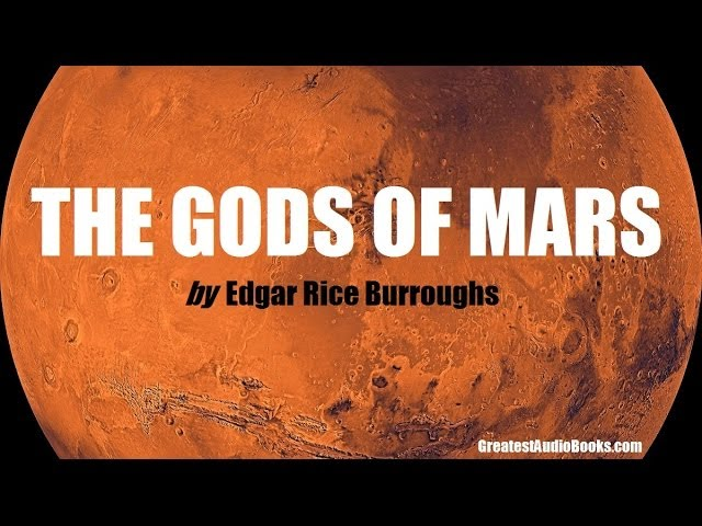 The Gods Of Mars Full Audiobook Greatest Audio Books ... A Dance With Dragons Audiobook Cover