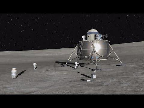 Διαστημική βάση στη Σελήνη – Το νέο εγχείρημα του Ευρωπαϊκού Οργανισμού Διαστήματος – space
