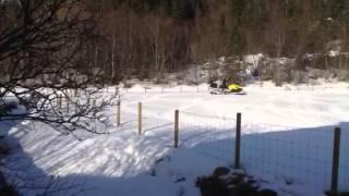 6. Ski-Doo Tundra 600 ace
