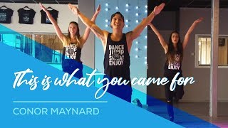 This is what you came for - Cover by Conor Maynard - Calvin Harris - Fitness Dance Choreography Video