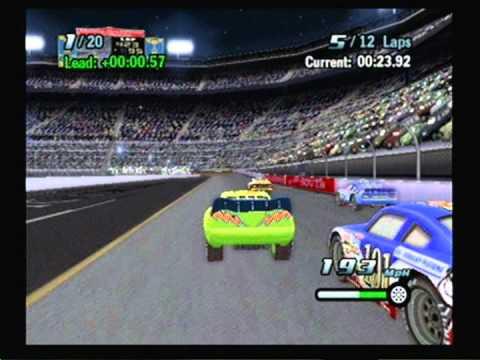 cars gamecube soundtrack