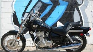 5. 2007 Kawasaki Vulcan 500 motorcycle for sale