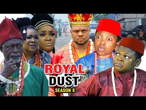 ROYAL DUST SEASON 8 - Ken Erics | New Movie | 2019 Latest Nigerian Nollywood Movie Full HD