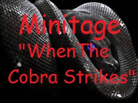 """Minitage """"When the Cobra Strikes"""""""