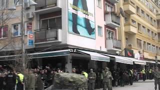 Forca E Siguris Se Kosoves Parada Per 5 Vjetorin E Pavarsis