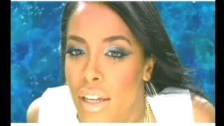 Aaliyah Rock The Boat Makeup Tutorial - YouTube