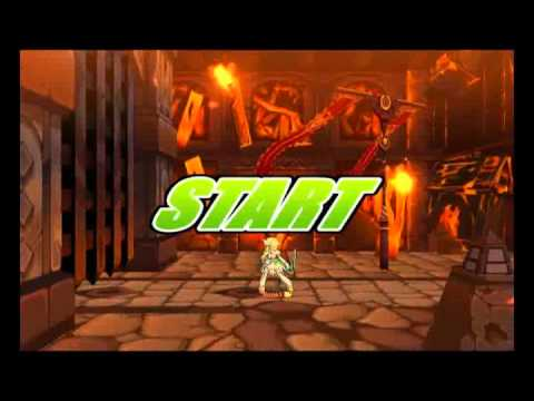 Elsword Gameplay Clip - Elsword