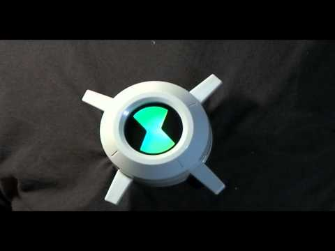 Ben 10 Chest Badge Demo