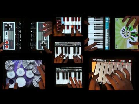 Watch A Delightful iPad App Cover Of Cee-Lo's 'F You'
