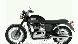 5. 2014 Triumph Bonneville T100  motorbike Transmission Top Speed Info superbike Specification