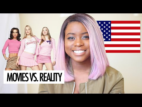 AMERICAN HIGH SCHOOL: MOVIES VS. REALITY