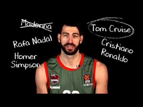 Post-up with Tornike Shengelia, Baskonia Vitoria Gasteiz