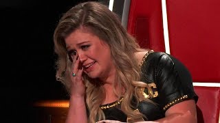 Video Top 10 performance That made coaches Cry in The voice Audition 2018 MP3, 3GP, MP4, WEBM, AVI, FLV April 2018