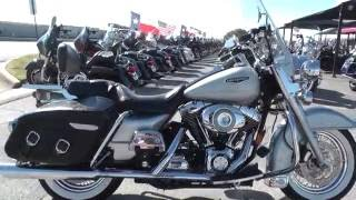 10. 709143 - 2006 Harley Davidson Road King Classic FLHRCI - Used motorcycles for sale