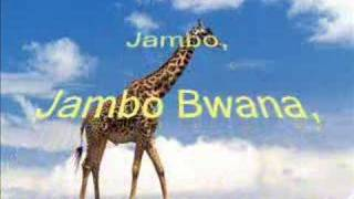 JAMBO BWANA FAMOUS KENYA SONG. (Courtesy of www.nulladiessinnemeditatione.com)