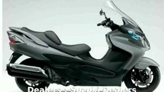 4. 2014 Suzuki Burgman 400 ABS Specs, Features
