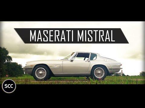 Maserati mistral coupe фотография