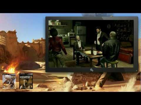 Game-Stories: La Franchise Uncharted