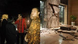 Video Gempa Guncang Lombok, Para Menteri dan Delegasi Panik Berhamburan Keluar MP3, 3GP, MP4, WEBM, AVI, FLV Januari 2019