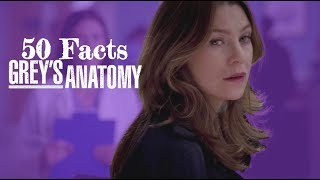 Today we list of 50 Things You Didn't Know About Grey's AnatomyCheck Out Our Site At:http://thewebnet.wixsite.com/everyshow/es-review