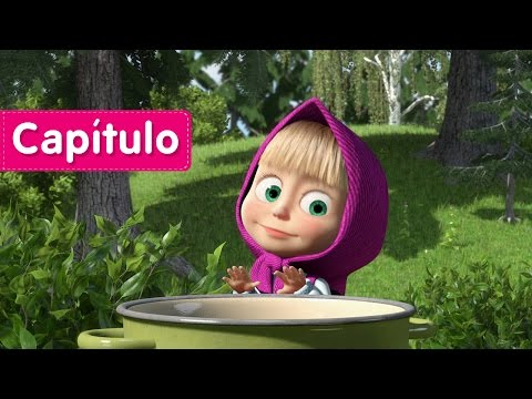 Masha y el Oso - Día de mermeladas (Capítulo 6)