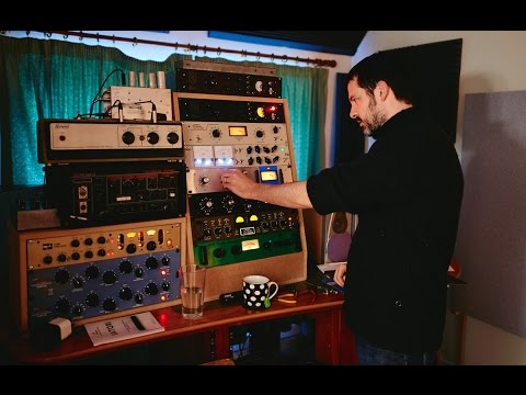 Daniel Boyle - Dub mix producer interview