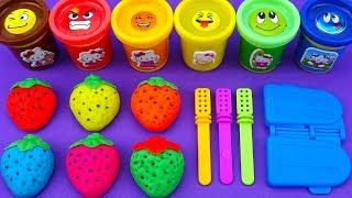 Video Learn Colors with Play Doh Ice Cream Strawberry Surprise Toys Disney Princess Kinder Surprise Eggs MP3, 3GP, MP4, WEBM, AVI, FLV Juni 2019