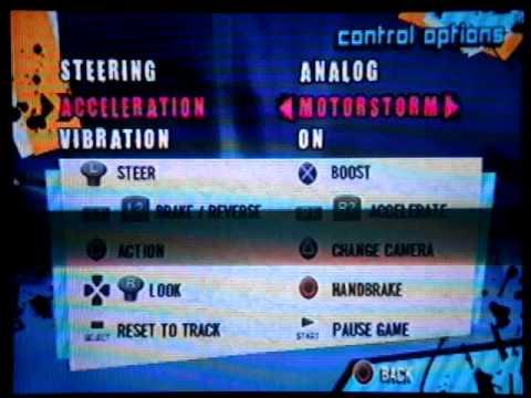 MotorStorm : Arctic Edge Playstation 2