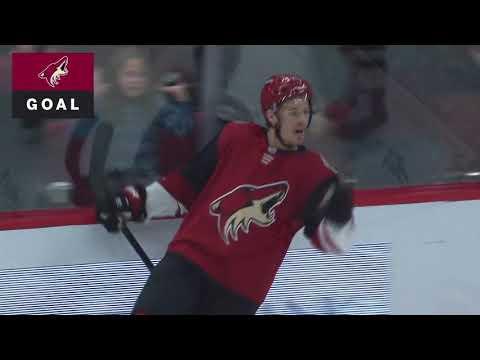 Video: Carolina Hurricanes vs Arizona Coyotes | NHL | NOV-02-2018 | 22:00 EST