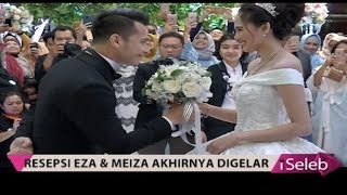 Video Meriahnya Resepsi Pernikahan Eza Gionino dengan Meiza Aulia, Sang Ibu Tak Hadir - iSeleb 24/09 MP3, 3GP, MP4, WEBM, AVI, FLV September 2018