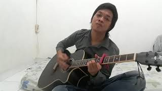 Vita Alvia ft. Ilux - Langit Bumi Saksine(genjrengan gitar)