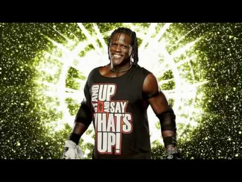 Wwe R Truth Theme Song What's Up