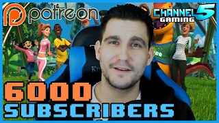 6000 Subscriber special! Patreon campaign! Further show your support by growing your favorite planet coaster channel through Patreon! Become a Patron & join ...