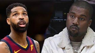 Video Kanye West Threatens To BEAT Tristan Thompson's A$$! MP3, 3GP, MP4, WEBM, AVI, FLV April 2018