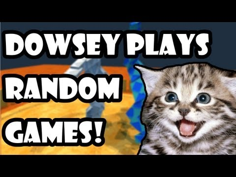 Dowsey Plays Random Games - Sumotori Dreams [FUNNY!]