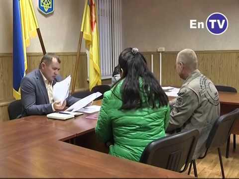 14 ноября депутат Запорожского областного совета Алексей Сагайдачный провел личный приём жителей Энергодара