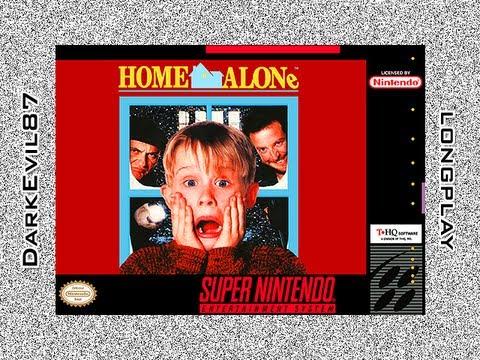 home alone super nintendo rom