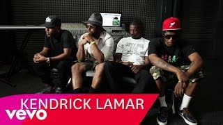 Kendrick Lamar - VEVO News Interview (Hot97 SJXX)