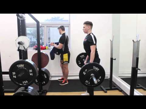 BSc (Hons) Strength and Conditioning