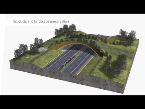 Видеопрезентация будущей новой трассы Одесса-Рени - Центр транспортных стратегий
