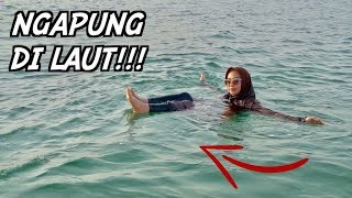 Download Video BERENANG DI LAUT MATI. Wah, Bisa Ngapung Sendiri😱 MP3 3GP MP4