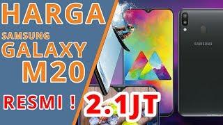 RESMI Samsung Galaxy M20 - Harga dan Spesifikasi Indonesia