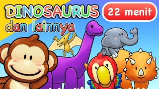 Video Lagu Anak Anak | Dinosaurus dan lainnya MP3, 3GP, MP4, WEBM, AVI, FLV Maret 2019